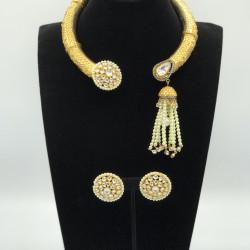 Gold Hasli Set
