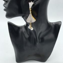 Dancing Angel Earrings