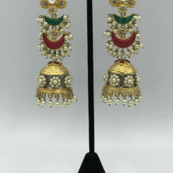 Bullion Earrings