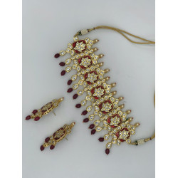 Orchha Fort Choker Set