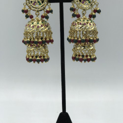 Corona Earrings