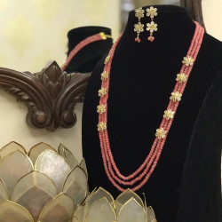 Pink Onyx Set (Delivery time 3 to 4 Weeks)
